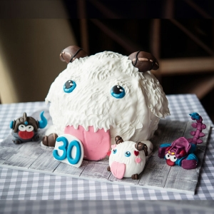 Tort Poro z League of Legends