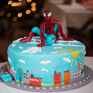 Tort Spiderman