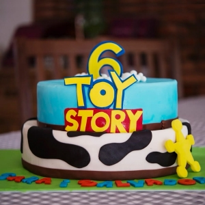 Tort Toy Story
